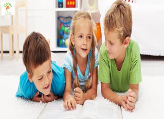 giúp trẻ phát triển ngôn ngữ và tăng tương tác giao tiếp