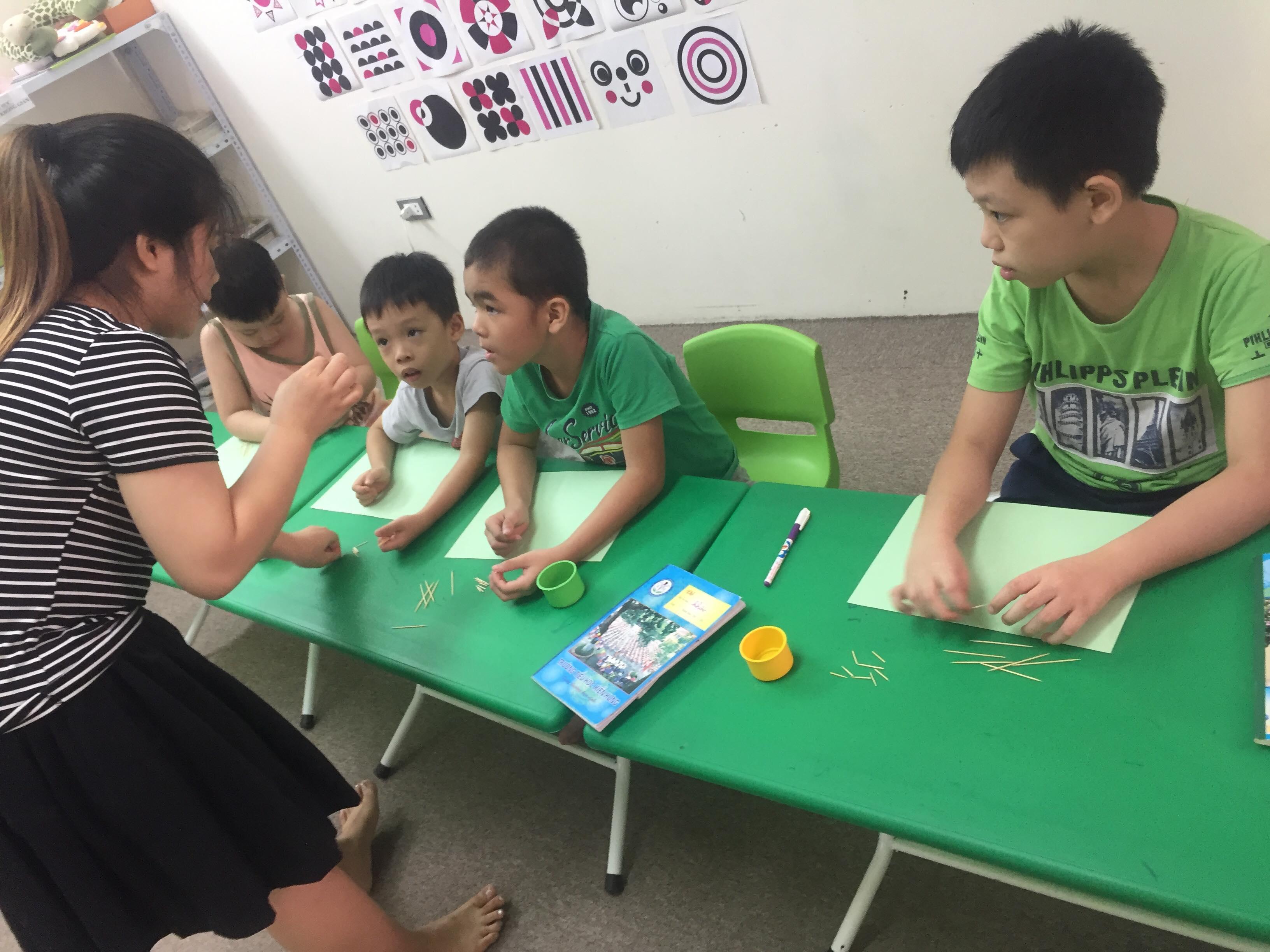 kỹ năng sống cho học sinh tiểu học
